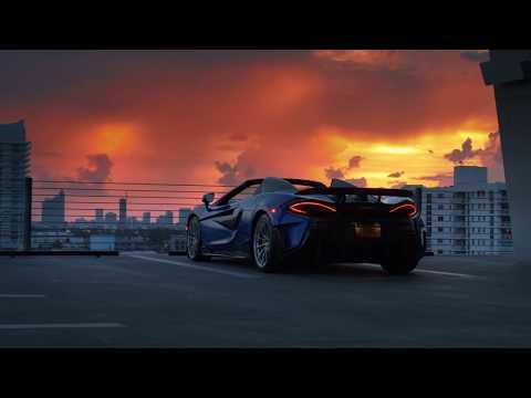 [McLaren] Running with the storm - McLaren 600LT Spider