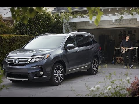 [오피셜] The 2019 Honda Pilot: Style Takes Center Stage