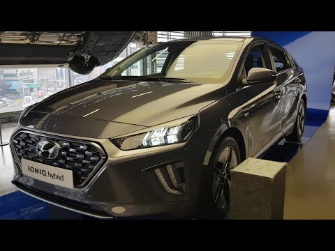 [Motors Metal] 2020 HYUNDAI IONIQ facelift Walkaround EXTERIOR AND INTERIOR 2020