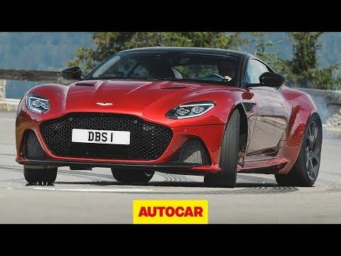 [Autocar] 2019 Aston Martin DBS Superleggera   715bhp V12 Ferrari rival driven