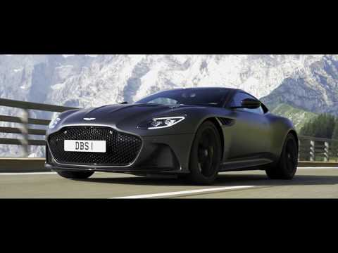[오피셜] The new Aston Martin DBS Superleggera