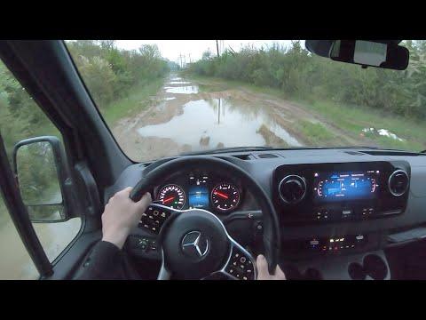 [WR Magazine] 2019 Mercedes-Benz Sprinter 3500XD - POV Test Drive