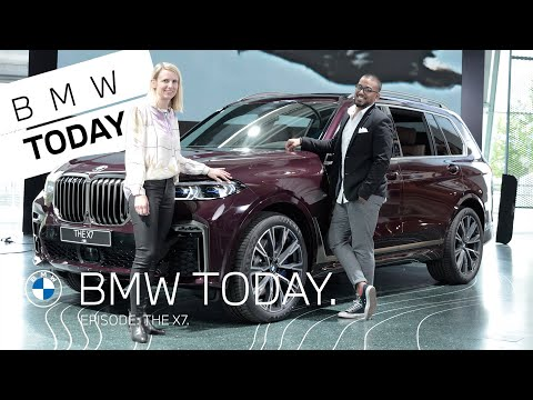 [오피셜] BMW TODAY – Episode 20: THE X7.