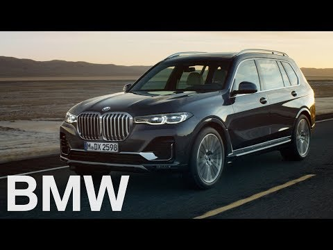 [BMW] BMW X7. Official Launchfilm