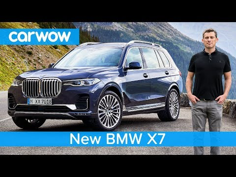 [carnow] All-new BMW X7 SUV 2019