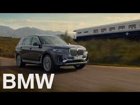 [BMW] The first-ever BMW X7. Official TVC.