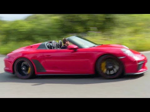 [YOUCAR] PORSCHE 911 SPEEDSTER (2019) 510-HP and Manual Gearbox