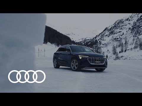 [오피셜]The Audi e-tron at the 2019 World Economic Forum in Davos
