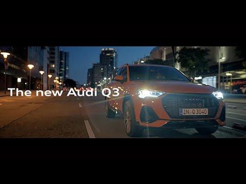 [오피셜] The new Audi Q3 출시