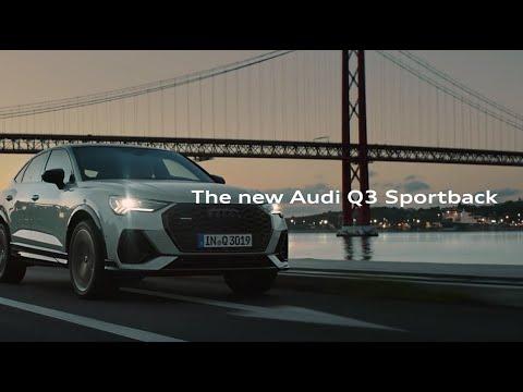 [오피셜]The new Audi Q3 Sportback 출시