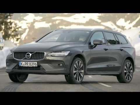[Cars BOOM] 2019 V60 Cross Country - The best car for winter