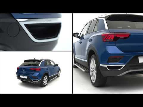 [오피셜] A look at the Volkswagen T-Roc