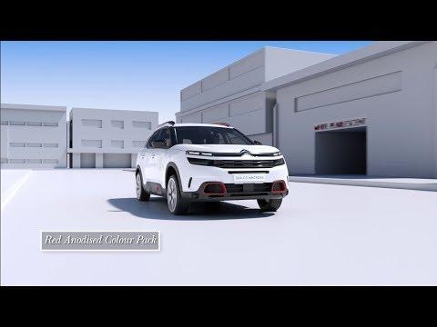 [오피셜] C5 Aircross SUV - 30 customisation combinations