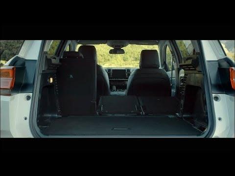 [오피셜] 뉴 C5 에어크로스 SUV 특장점 3. 넓은 공간