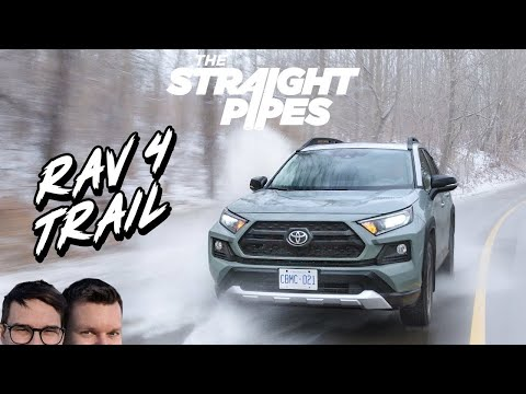 [ TheStraightPipes] 2019 Toyota Rav4 Review - New and Improved