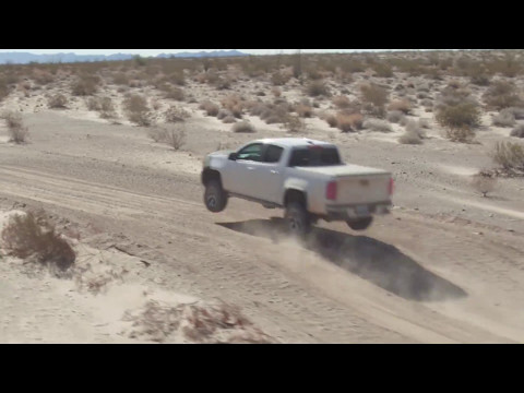 [오피셜] 2018 Colorado ZR2 Off-Road Truck Chapter 1: Desert Running