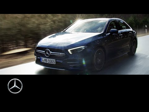 [오피셜] AMG A 35 4MATIC Saloon (2019): World Premiere | Trailer