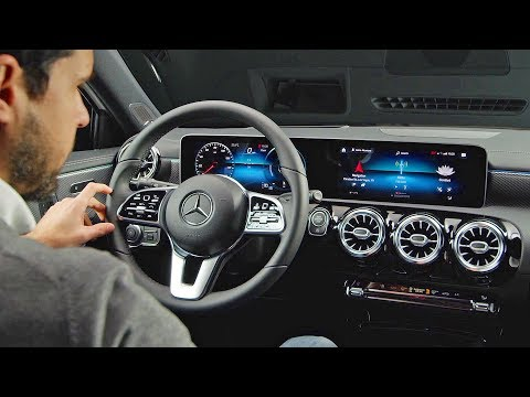 [YOUCAR] A-Class (2018) High-Tech Interior