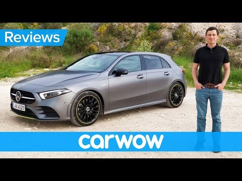 [carwow] A-Class 2019 REVIEW - see why its a game changer