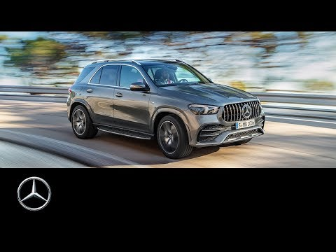 [오피셜] AMG GLE 53 4MATIC+ (2019): World Premiere | Trailer