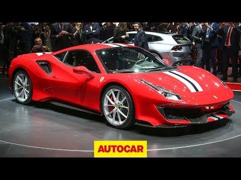 [Autocar] Ferrari 488 Pista revealed at Geneva 2018
