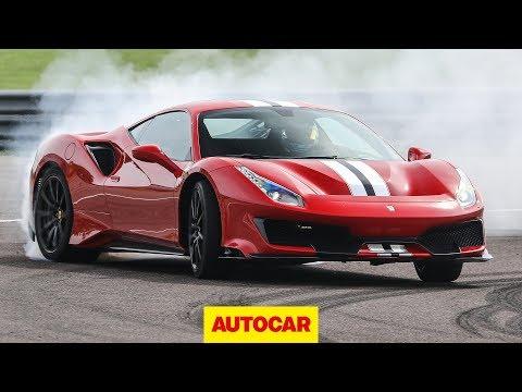 [Autocar] Ferrari 488 Pista 2019 review - 710bhp supercar on road and track