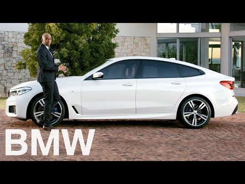 [BMW] The first-ever BMW 6 Series Gran Turismo