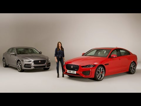 [오피셜] New Jaguar XE | Unwrapped with Ginny Buckley