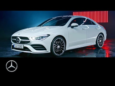 [오피셜] CLA Coupe (2019): The Design