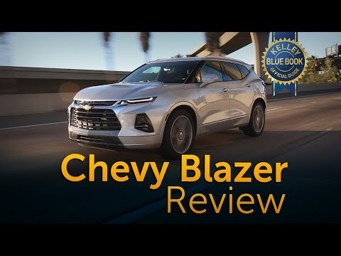 [KBB] 2019 Chevrolet Blazer – Review & Road Test