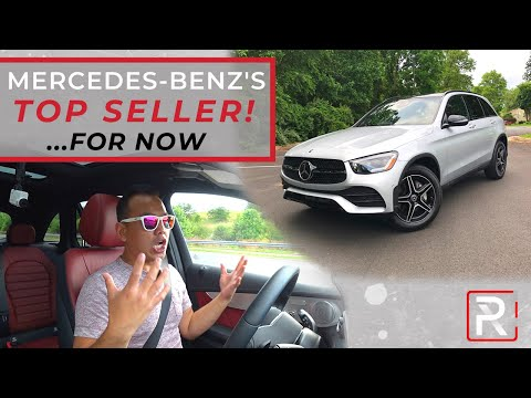 [Redline] The 2020 Mercedes GLC300 is the Best-Selling Benz in America... For Now