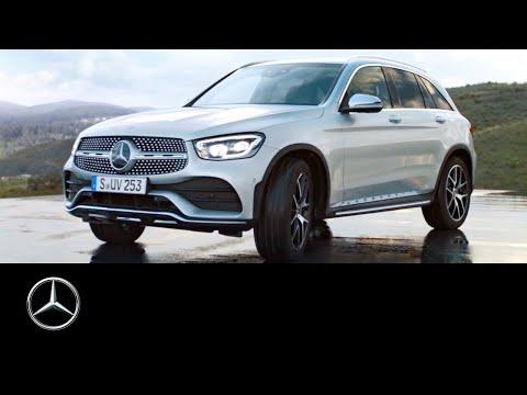 [오피셜] GLC (2019): Mercedes-Benz User Experience (MBUX)
