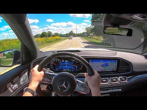 [WR Magazine] 2021 Mercedes-AMG GLS 63 - POV Test Drive