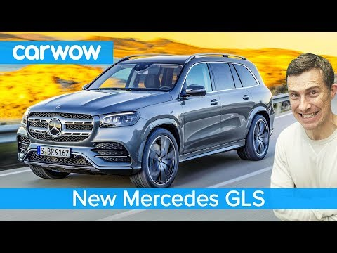 [carwow] GLS 2020 - is this the ultimate luxury 7-Seat SUV?