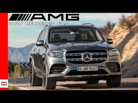 [DPCcars] 2020 Mercedes GLS AMG Line