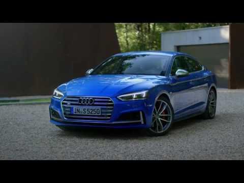 [오피셜] Audi A5 und S5 Sportback Trailer
