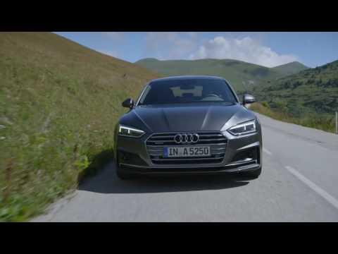 [MOTOR1] 2017 Audi A5 Sportback - Video debut