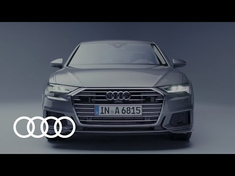 [Audi] Traveling in style – the new business class in the Audi A6 Sedan