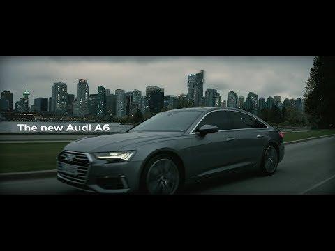 [Audi] The new Audi A6 (30s)