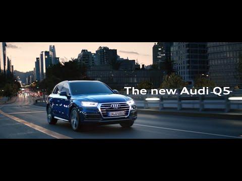 [오피셜] The new Audi Q5 출시