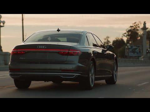 [Audi USA] 2019 Audi A8: Overview