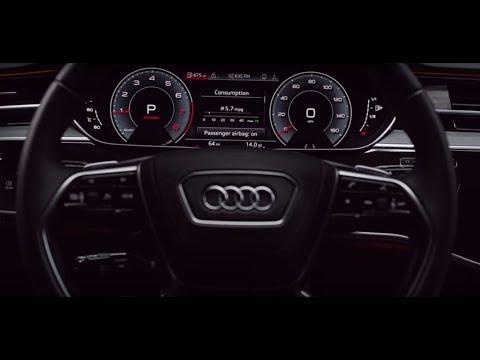 [Audi USA] Audi 2019 A8 Defined: Interior Design