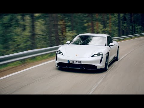 [Porsche] The new Porsche Taycan - Performance Highlights