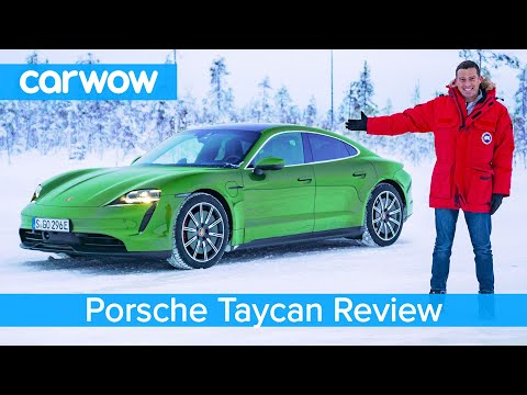[carwow] Porsche Taycan 4S & Turbo S review