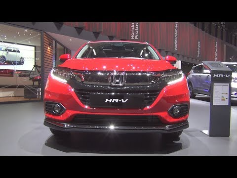 [hirudov] Honda HR-V 1.5 i-VTEC Executive CVT (2019) Exterior and Interior