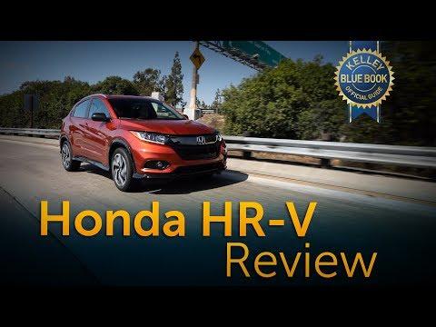 [Kelley Blue Book] 2019 Honda HR-V - Review & Road Test