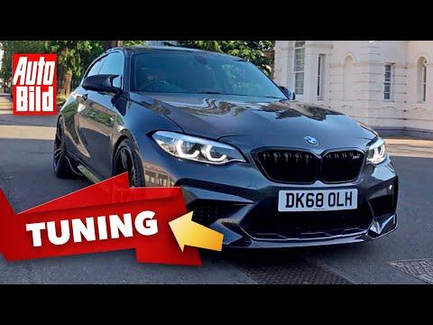 [AUTO BILD] BMW M140i (2020): Umbau - Z3 M Coupé Shootingbrake - Info