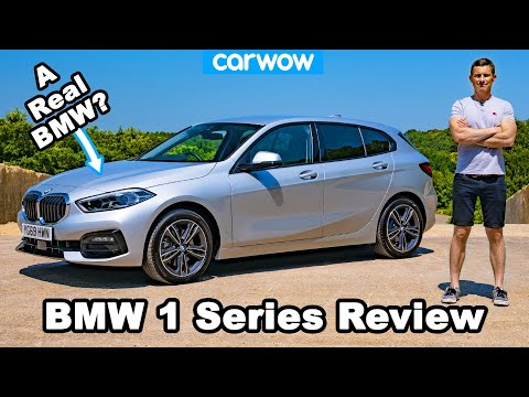 [carwow] New BMW 1 Series 2021 review - see why it is better... And worse than before.