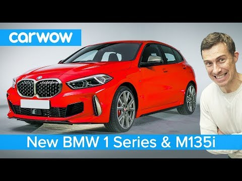 [carwow] All-new BMW 1 Series and M135i 2020 revealed - has BMW ruined its baby?