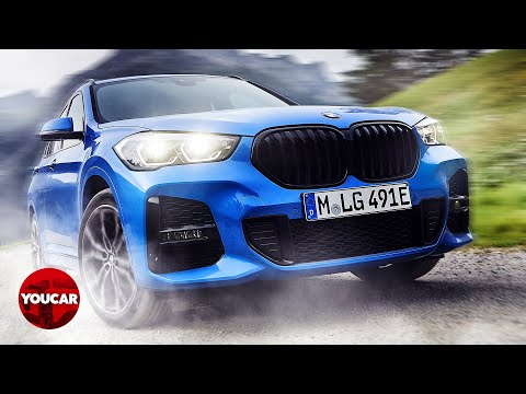[YOUCAR] BMW X1 xDrive25e M Sport (2020) Design, Interior, Driving
